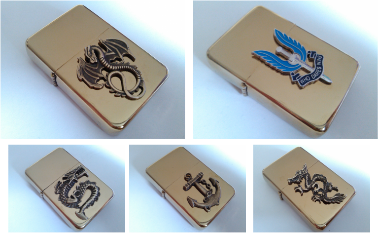 CUSTOM LIGHTERS BY KPJ777 #RDLS