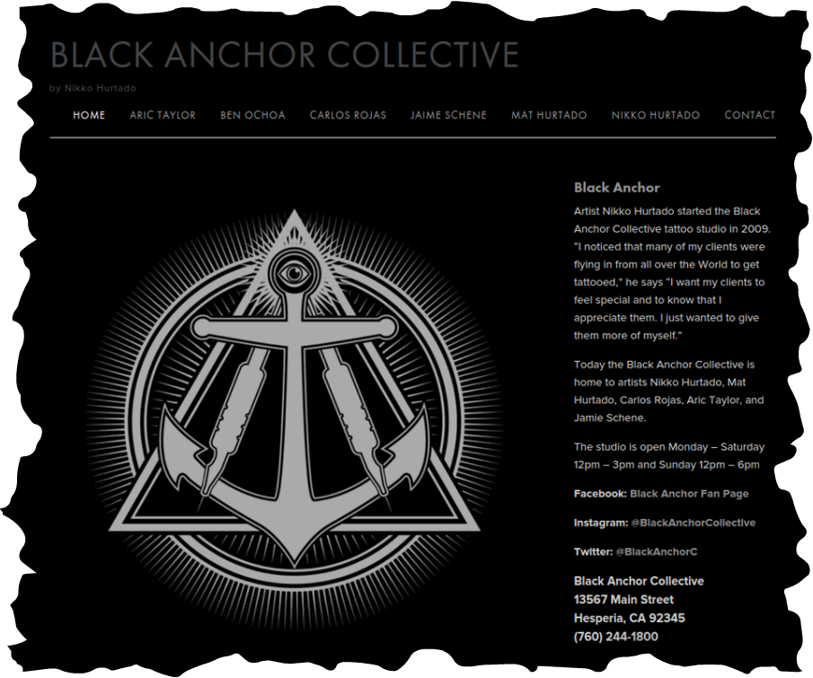 BLACK ANCHOR COLLECTIVE LINK
