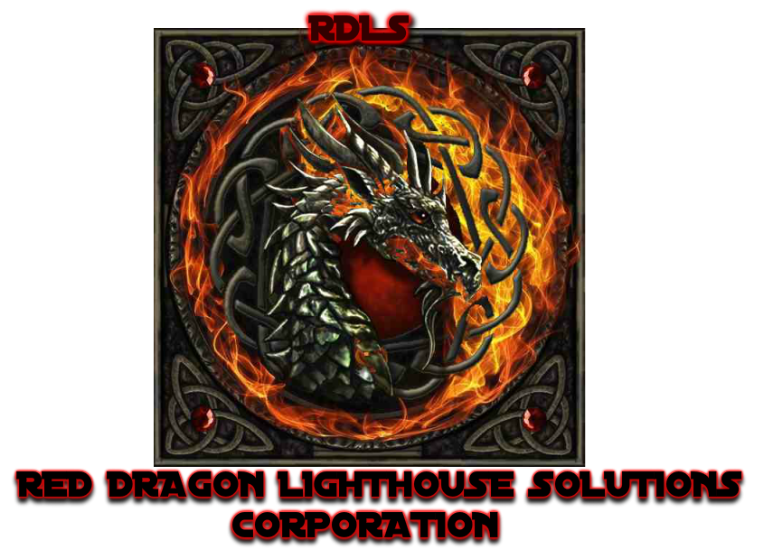 RDLS fire dragon logo