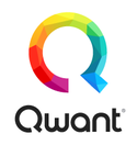 Quant search engine button link